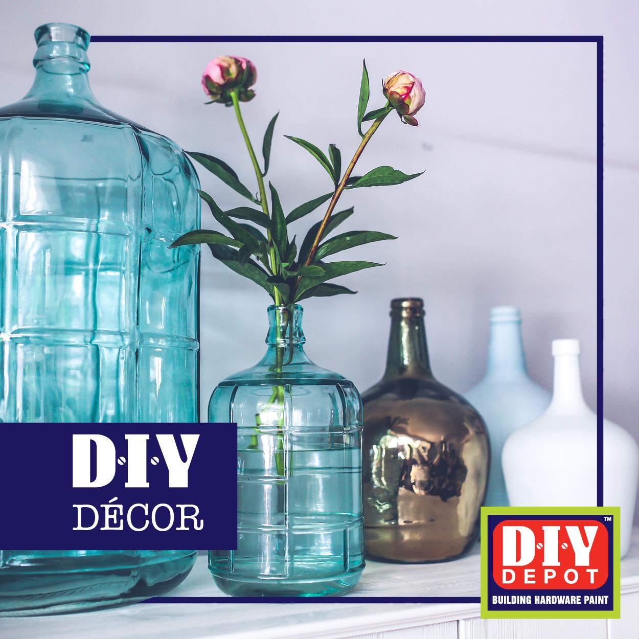 DIY Vase Décor