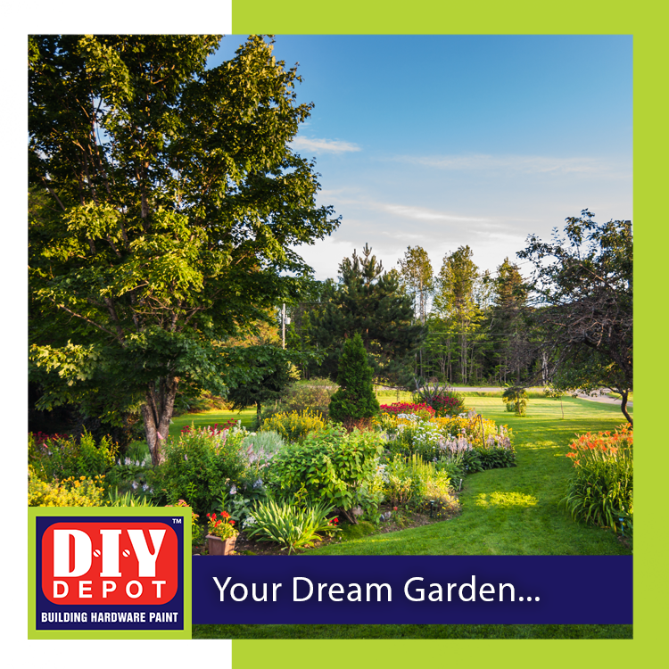 Dream Garden Image