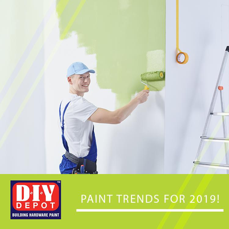 2019 Paint Trends